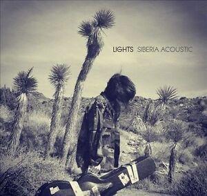 LIGHTS-SIBERIA-ACOUSTIC-VINYL-LP-NEW
