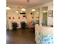 Looking for HAIR STYLISTS to rent a chair in a hair salon - Cambridgeshire