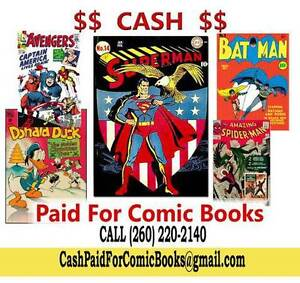 Wanted - Collectors Cards and Comic Books