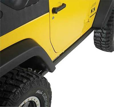 Used Jeep Wrangler Nerf Bars & Running Boards for Sale