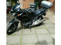 Yamaha tdm 900 only 2100 miles from new...