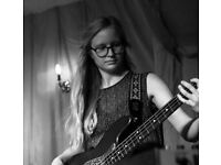 GUITAR AND BASS LESSONS in London, private lessons