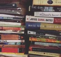 Various Books for Sale! Classics, Post Modern...