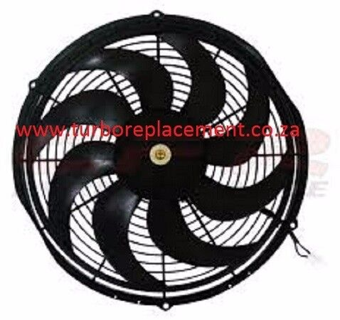 7 Universal Electric Radiator Fan