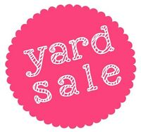 2 Family/2 day Yard Sale