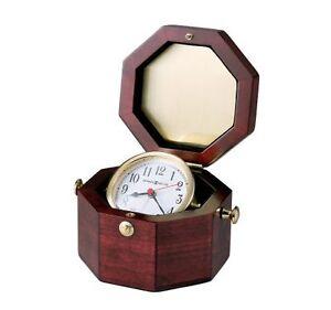 HOWARD MILLER CAPTAINS CLOCK - NEW IN BOX