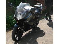 2008 Hyosung GT125r 125cc Sportsbike
