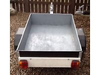 Small car trailer £100ono