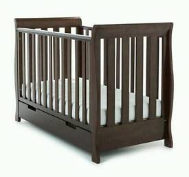 3 in 1 Baby cot with luxury mattress