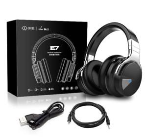Wireless Bluetooth Over-Ear Headphones ,Best Noise Canceling Ear