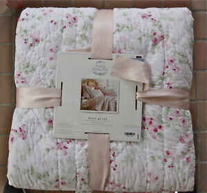 All Sizes Cherry Blossom Simply Shabby Chic Quilt Twin