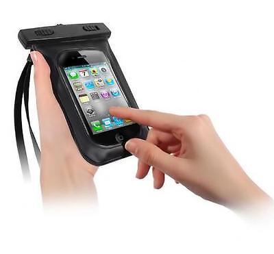 Housse étanche Waterproof Apple iPhone 5c 5s Samsung Galaxy S3 S4 Mini HTC One