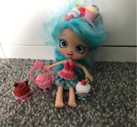 Jessicake Shopkins doll