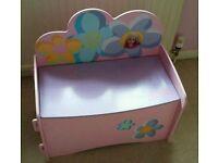 Toy Storage / child's bench - colchester