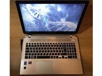 Laptop - Toshiba Satellite S50-B-12Q (16Gb RAM and SSD) i5