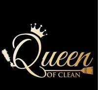 QUEEN OF CLEAN BC IS OFFERING A SUMMER PROMO FOR HOUSE CLEANING!