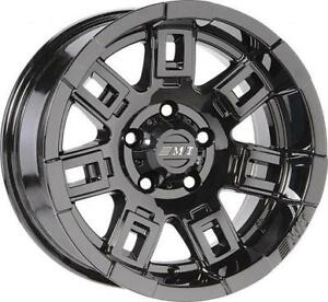 Micky  Thompson  rims with tires