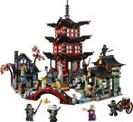 #LEGO Ninjago Temple Of Airjitzu - 70751