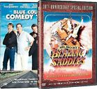 Blue Collar Comedy Tour: The Movie/Blazing Saddles (DVD, 2005, 2-Disc Set)