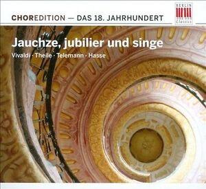 Various - Jauchze,Jubilier Und Singe /0