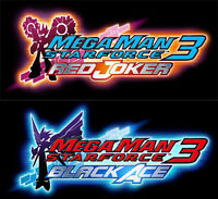 Looking For Megaman Starforce 3 Red Joker and Black Ace