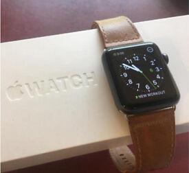 Apple Watch Sport Series 2 - Space Grey 42mm + 5 Straps