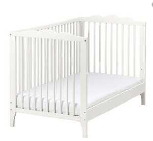 Priced to sell ** Ikea hensvik crib/bed
