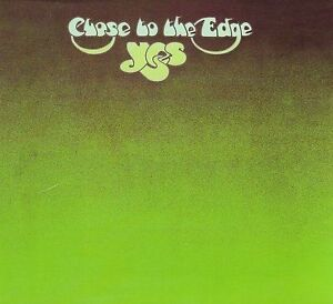 Yes Close To The Edge 180g vinyl LP NEW sealed