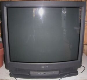 DONATING TV SONY KV S42 20''