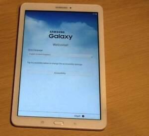 "Samsung Galaxy Tab E 9.7"" + 128 $259.0"