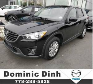 2016 Mazda CX5 CX-5 GS FWD **75,857KM*NO ACCIDENTS!*CPO**