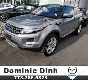 2012 Land Rover Range Rover Evoque Dynamic **72,177KM*RARE COUPE