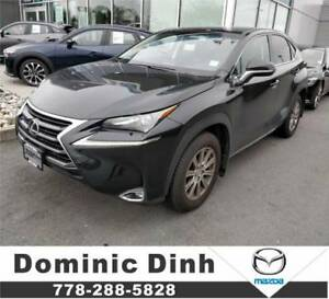 2016 Lexus NX 200t **LIKE NEW! ONLY 33,253KM!*NO ACCIDENTS**