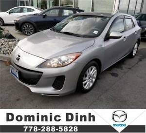 2013 Mazda 3 Mazda3 Sport GX **105,203KM!*FINANCING AVAILABLE!**