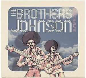 The Brothers Johnson Strawberry Letter 23 Live Slipcase CD DVD