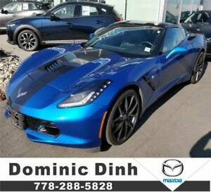 2016 Chevrolet Corvette Stingray Coupe **ONLY 30,869KM!*VERY CLE