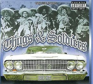 NEW-Thugs-amp-Soldiers-Audio-CD