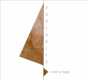 Variables [Digipak] by Magda (CD, Jul-20...