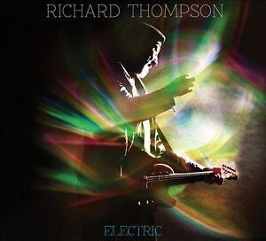 Richard-Thompson-Electric-Deluxe-Edition-w-Bonus-CD-Brand-New-amp-Sealed