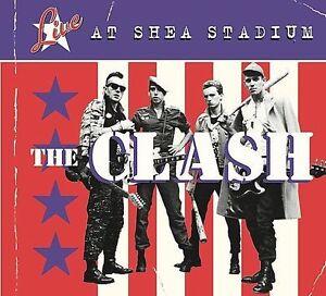 THE CLASH Live At Shea Stadium CD BRAND NEW