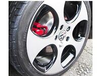 Alloy wheel repair fix straighten refurbish strip blast weld crack paint colour change leak puncture