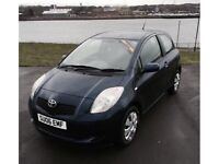 2006 Toyota Yaris 1.3 t3 automatic with 12 months MOT