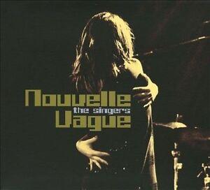 Nouvelle Vague - The Singers [Digipak] by Nouvelle Vague (CD, Mar-2011, New Soun