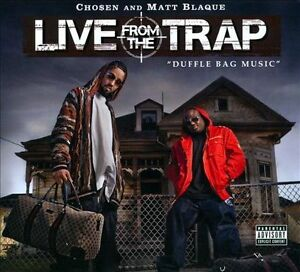 NEW Live From The Trap 'Duffle Bag Music' (Audio CD)