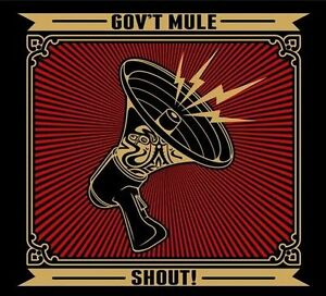 Shout! [Bonus Disc] by Gov't Mule 2 CD