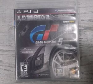 VARIETY OF SPORTS, RACING, ACTION PS3 GAMES – ALL 5 FOR $35.