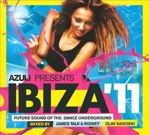 AZULI PRESENTS - IBIZA 11...NEW & SEALED