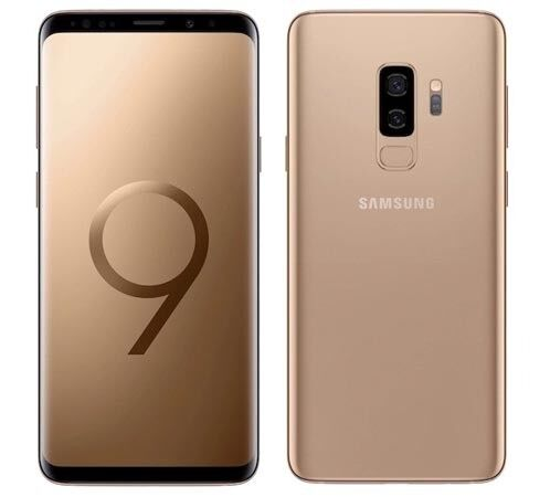 how to find calling minutes in samsung s9