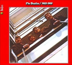 THE-BEATLES-1962-1966-Red-Album-2CD-BRAND-NEW-2010-Remaster-Digipak