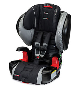 Britax Pinnacle CT ClickTight Booster/Car Seat + Seat Protector